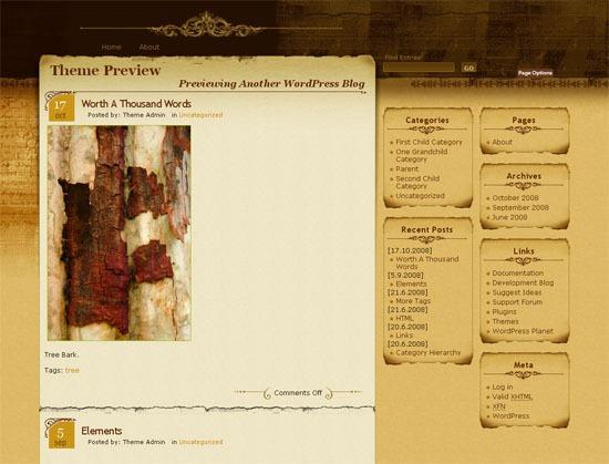 Aspire - captura de pantalla.
