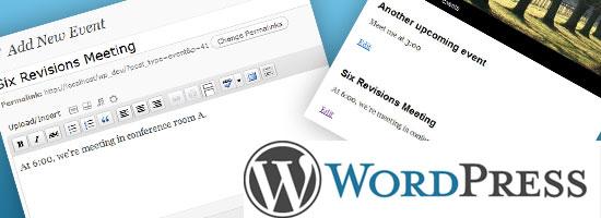Guía de tipos de publicaciones personalizadas de WordPress