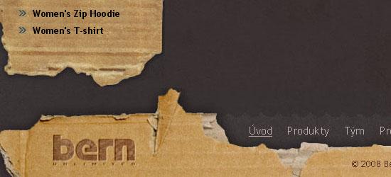Helmy Bern: captura de pantalla en el pie de página.