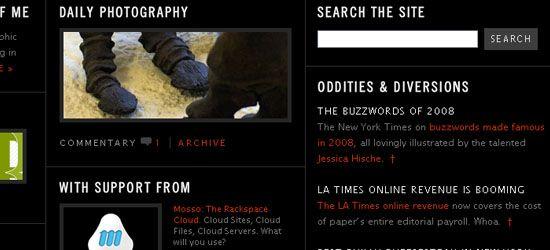 Jason Santa Maria: captura de pantalla en el pie de página.
