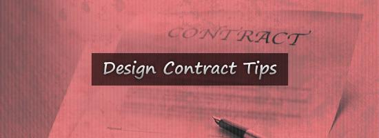 6 buenos consejos para sus contratos de diseño independientes