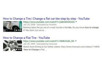 búsqueda de youtube