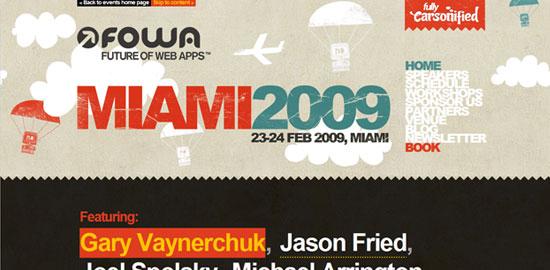 Future Of Web Apps: captura de pantalla.