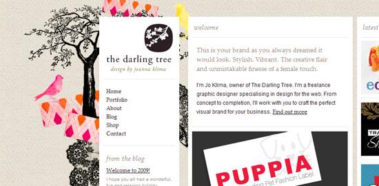 The Darling Tree: captura de pantalla.