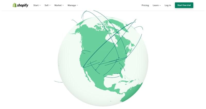 Shopify está creando elementos 3D interactivos