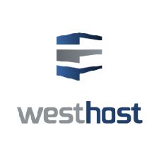 Logotipo de WestHost