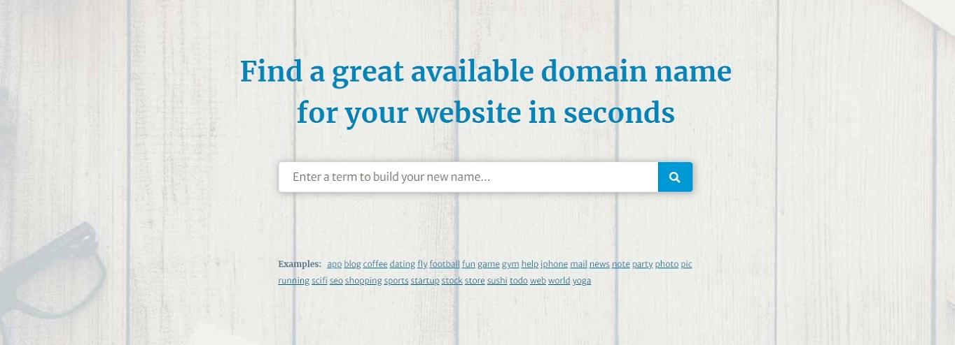 LeanDomainSearch generador de nombres de dominio noviembre 2020