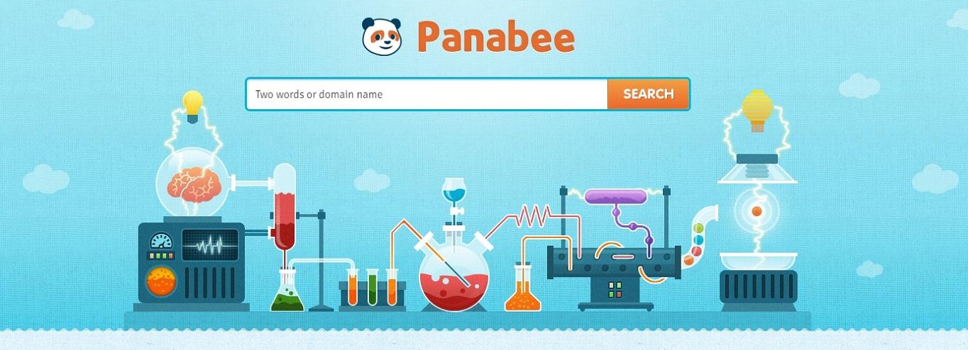 generador de nombres de dominio panabee