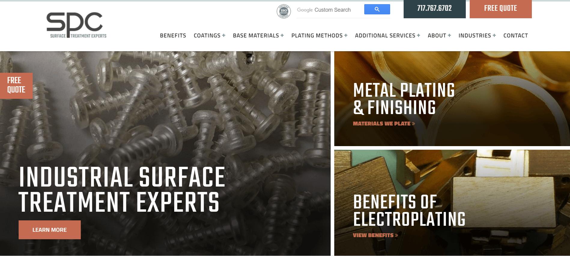 Un diseño web con imágenes optimizadas