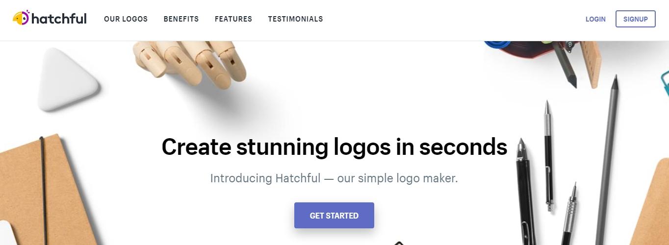 creador de logotipos de Shopify