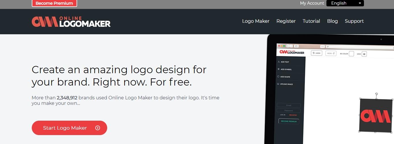 Creador de logotipos en línea