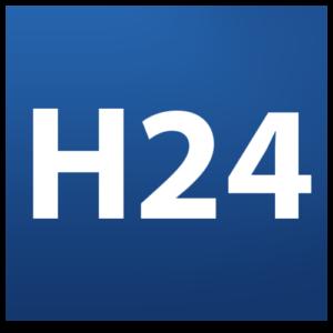 Revisión de Hosting24 - Datos de tiempo de actividad y velocidad + Vista interior