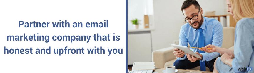 Por qué es importante elegir una empresa de marketing por correo electrónico que sea compatible con su negocio