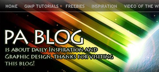 Blog de PA - captura de pantalla.