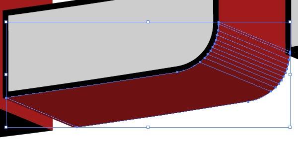 Ajustar la curvatura de las letras