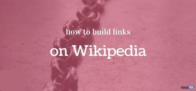 Cómo construir enlaces en Wikipedia