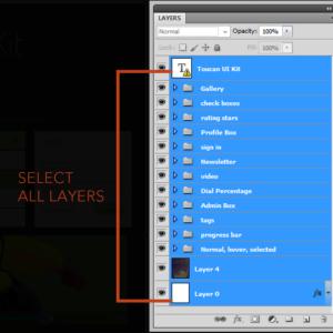Cómo reducir el tamaño de archivo de sus archivos PSD de Photoshop