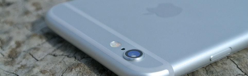 Los iPhones dominan la cuota de mercado de los teléfonos inteligentes para el uso de Internet