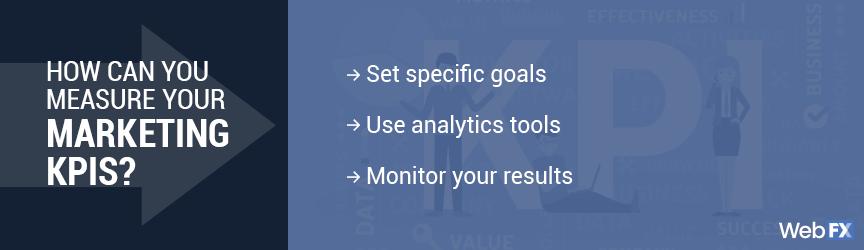 Cómo medir los KPI de marketing