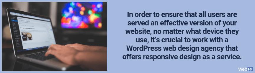diseño receptivo como servicio