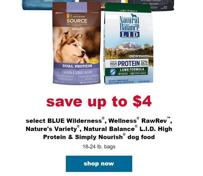 correo electrónico de comida para perros