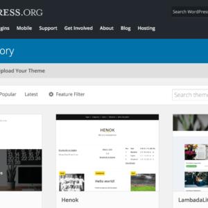Servicios de diseño web de WordPress